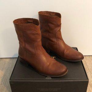 Frye Cara Roper Short Boot
